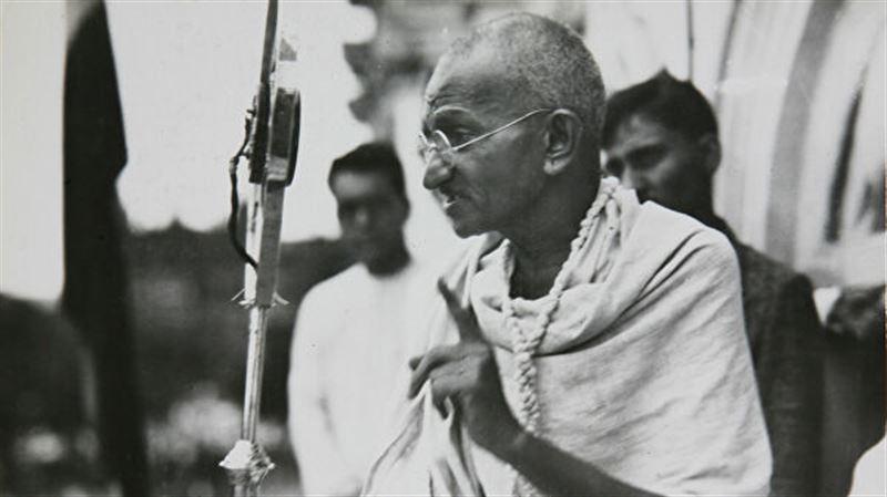 Прах Махатмы Ганди был похищен
