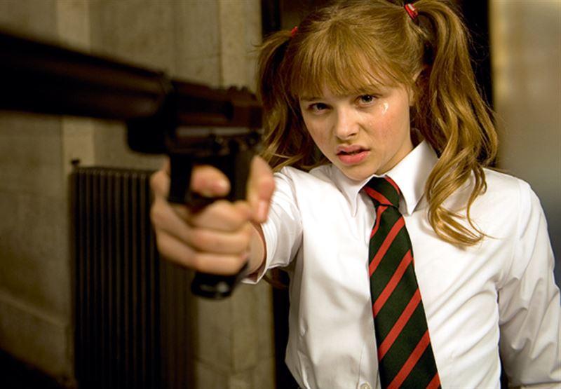 Ученица пришла в школу с пистолетом