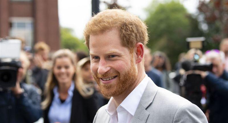 Принц Гарри подал в суд на газеты