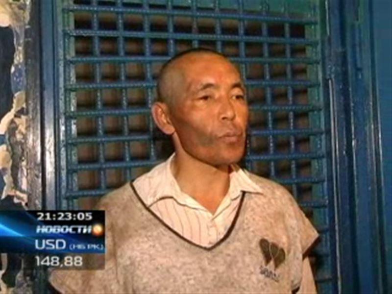 В Алматы эпилептик ранил полицейского