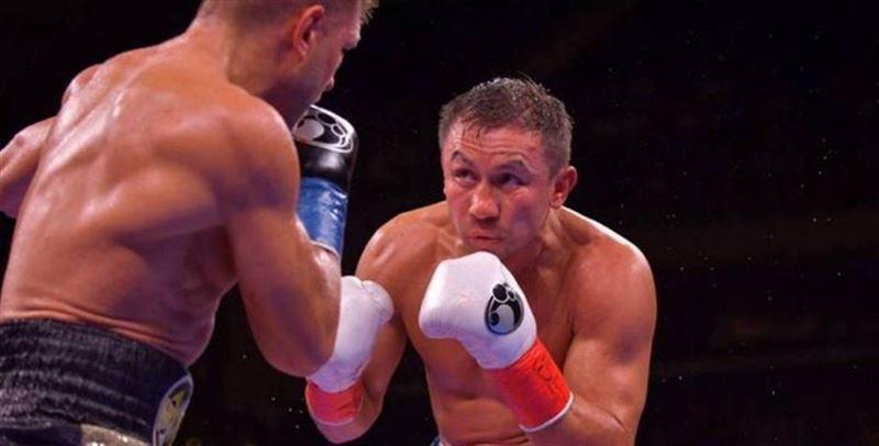 Головкин одержал победу в поединке с Деревянченко за два титула