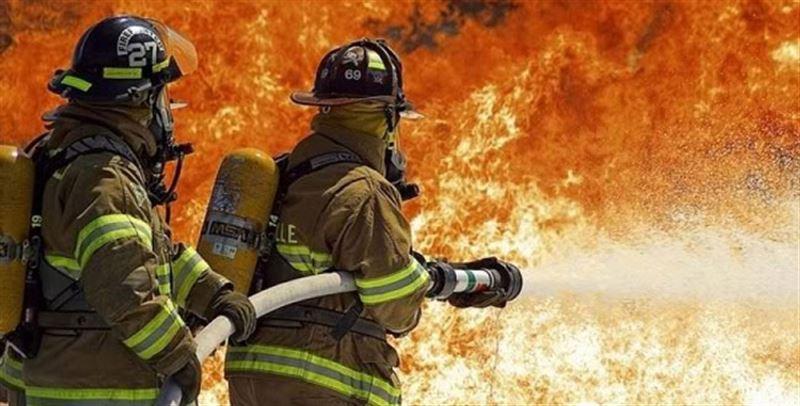 Пожарные Алматы спасли парализованного мужчину