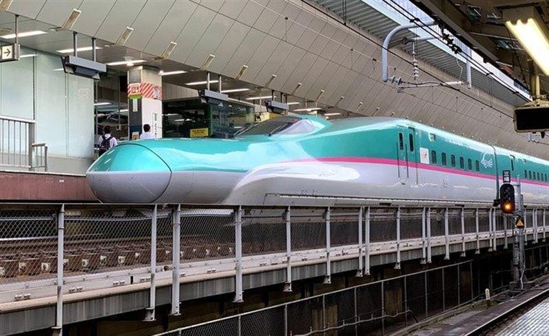 В Китае появятся поезда, достигающие скорости 1000 км/ч