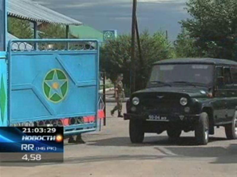 11 солдат дезертировали с заставы «Терсайрык» из-за дедовщины