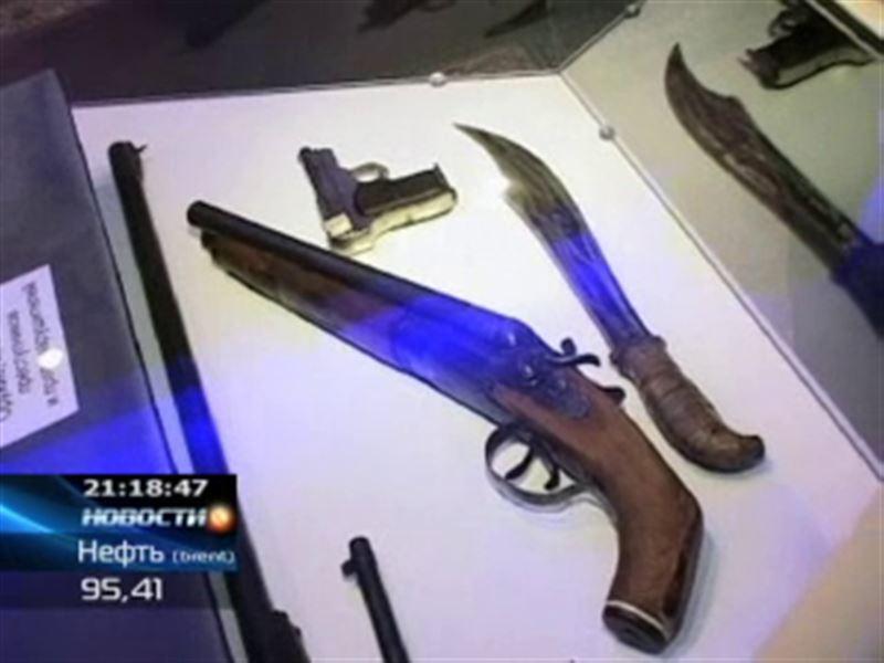 В Петропавловске появился музей полиции