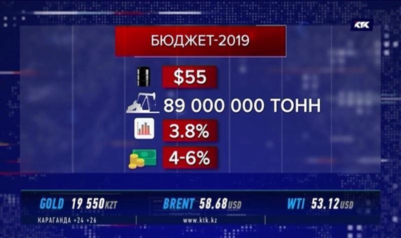 Основные цифры в бюджете останутся без изменений
