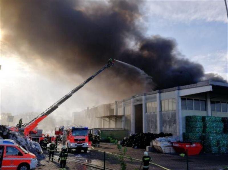 Неподалеку от аэропорта в Австрии прогремел взрыв