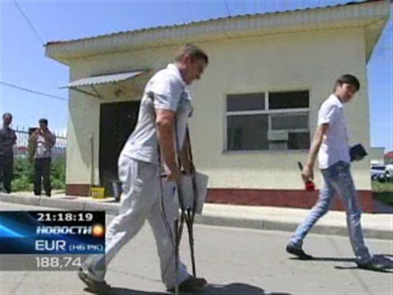 Инвалиды Алматинской области утверждают, что врачи буквально издеваются над ними