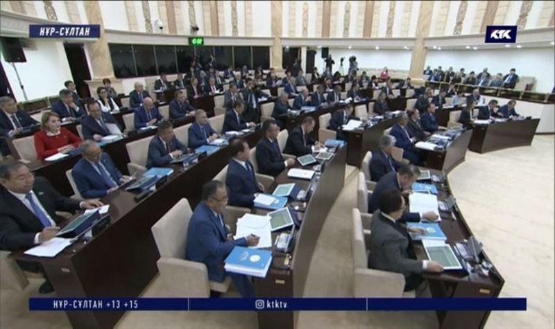 ПИК: Сенаторлар вице-министрдің шаңын аяусыз қақты