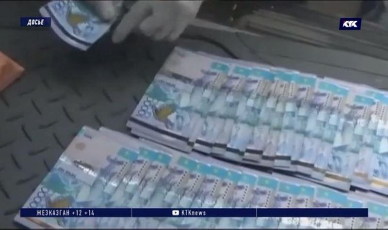 Взяточники платят штрафы от 10 тысяч до 60 миллионов тенге