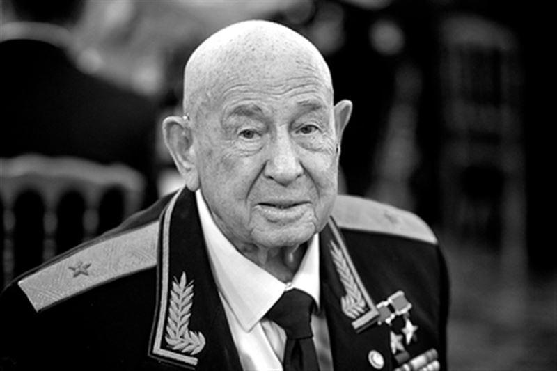 Космонавт Леонов скончался на 86-м году жизни