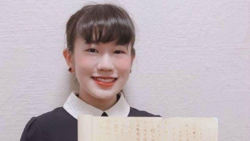 Жапонияда студент таза парақты тексеруге беріп өте жақсы деген баға алды