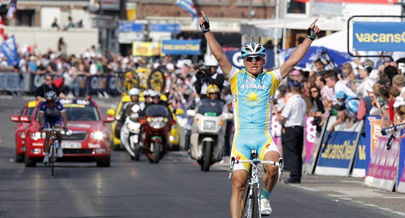 Казахстанец стал чемпионом мира Ironman