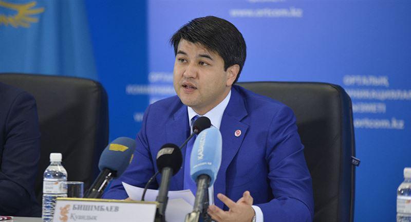 В МВД объяснили УДО Куандыка Бишимбаева