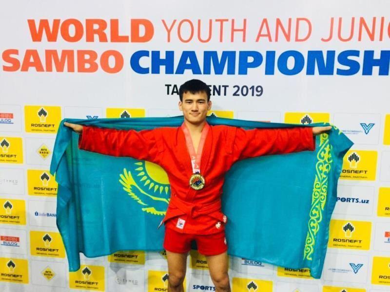 Маңғыстаулық самбошы әлем чемпионы атанды