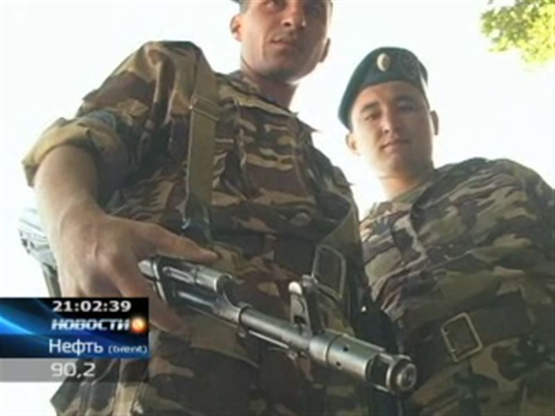 Новое ЧП на границе: ранен солдат, убит случайный прохожий