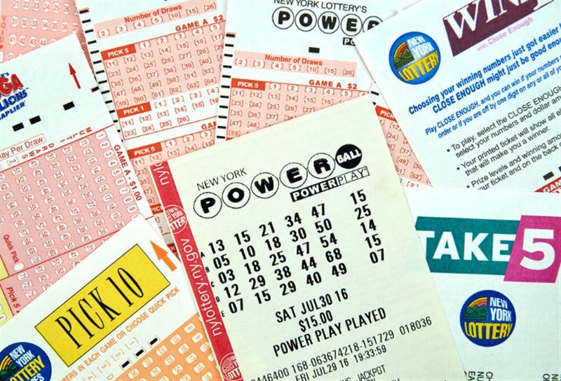 Мужчина отказался от выигрышного лотерейного билета