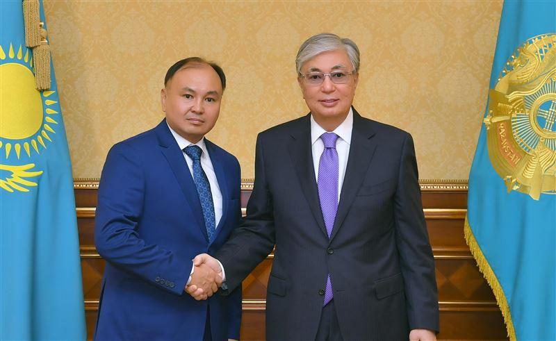 Токаев принял членов Национального совета общественного доверия