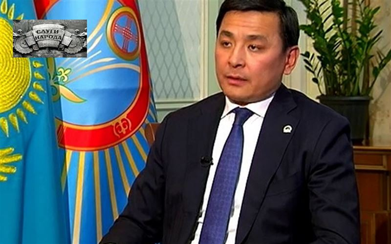 Алтай Кульгинов,  аким города Нур-Султана