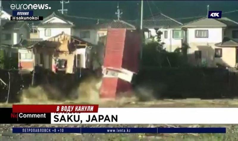 Тайфун «Хагибис» стал для Японии одним из самых разрушительных за полвека