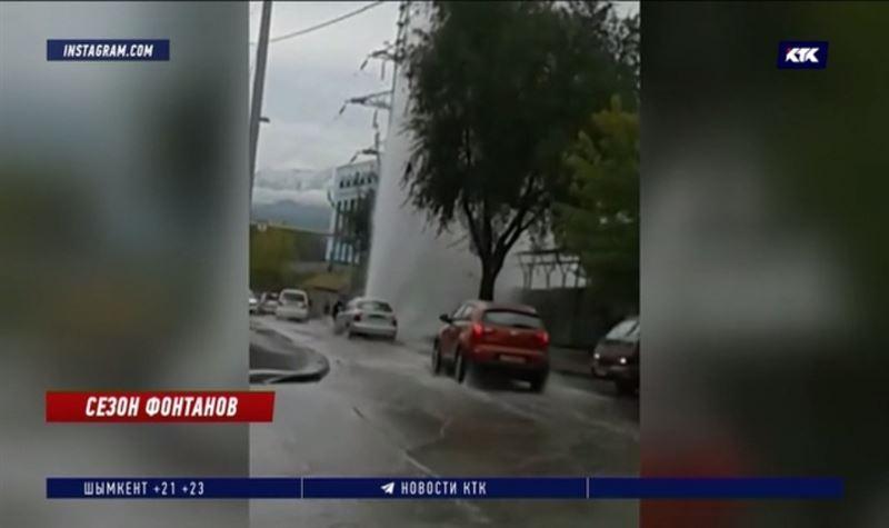 В первый день отопительного сезона произошла вторая коммунальная авария