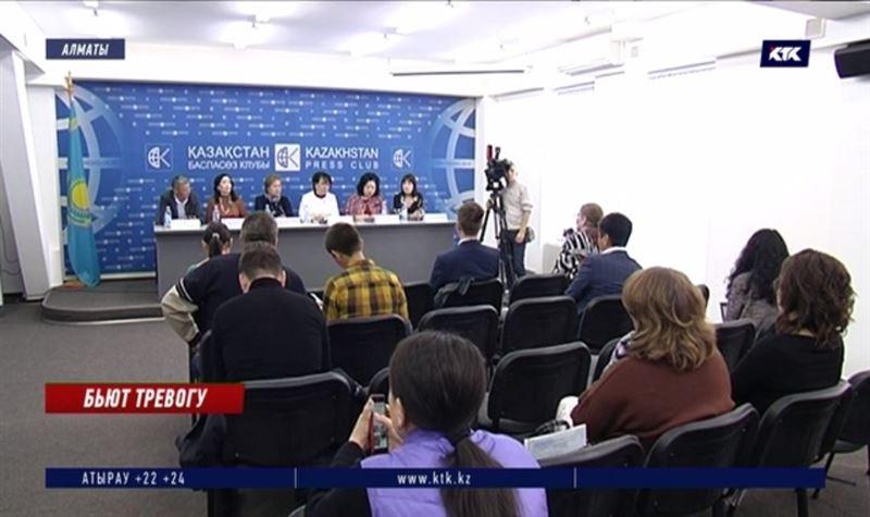 15% казахстанок признают за мужьями право их бить