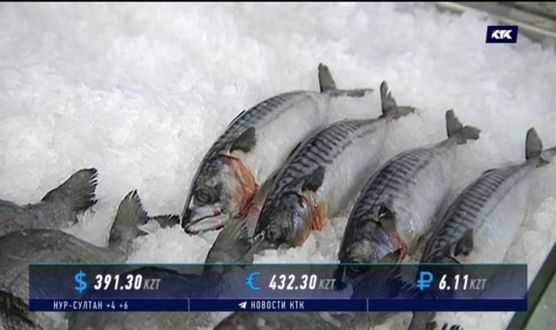 Рыба подорожала во всех регионах Казахстана