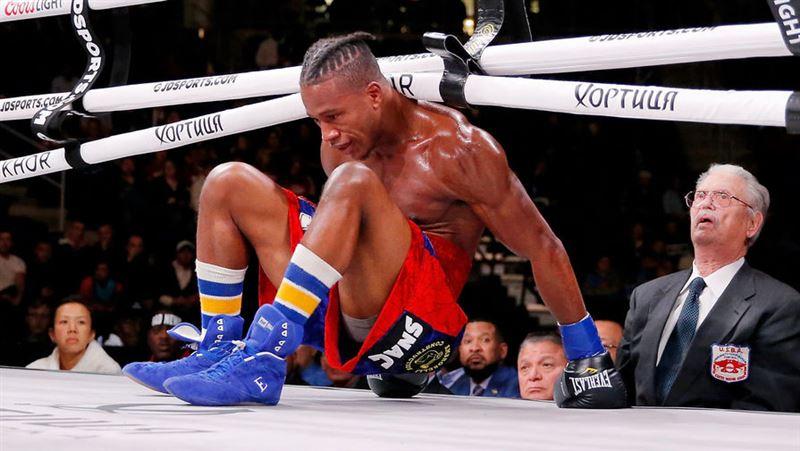 Танымал боксшы нокауттан кейін қайтыс болды
