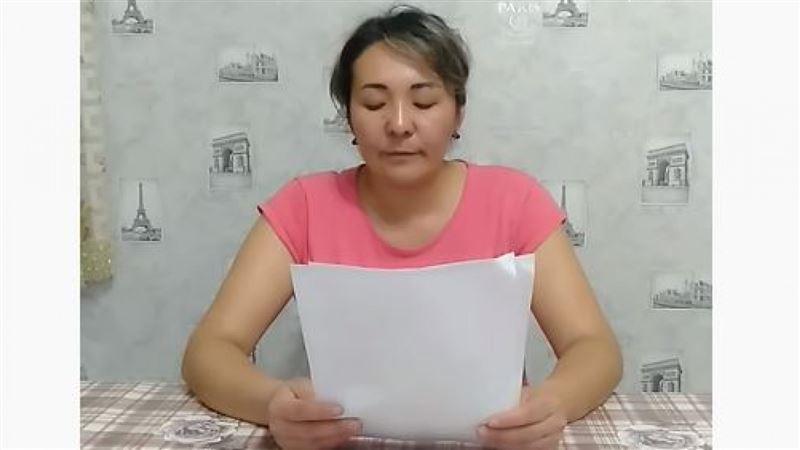 Супруга офицера обратилась к главе государства