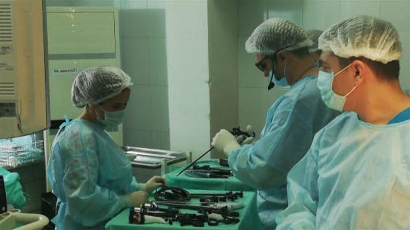 В столице проведена 3D-операция по удалению опухоли простаты