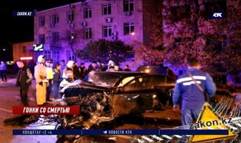 20-летний пьяный водитель стал виновником гибели двух человек