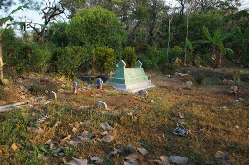 Сын похитил труп матери с кладбища