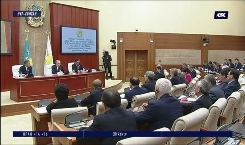 Назарбаев: Жер-жерді аралағанда популизммен айналыспай, халықтың мұң-мұқтажын ескеріңдер