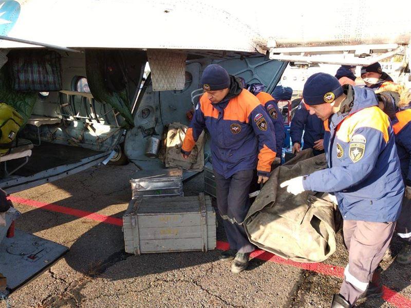 В результате прорыва дамбы в Красноярске погибли люди