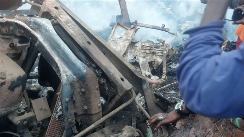 Автобус аударылып 24 адам қаза тапты