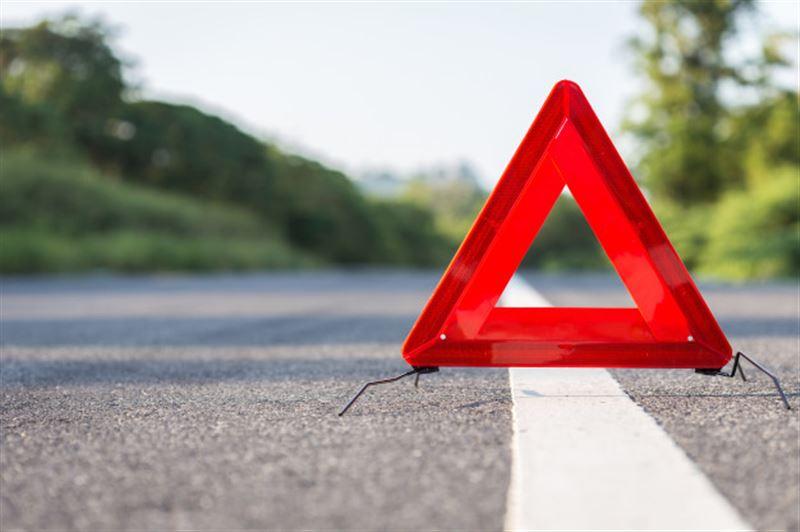 Гололед стал причиной смертельной аварии в Акмолинской области
