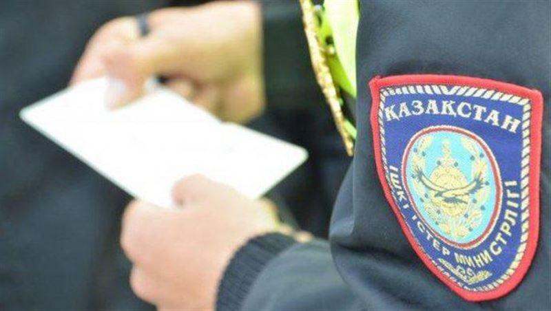 Ограбившего магазин карагандинца до сих пор ищет полиция