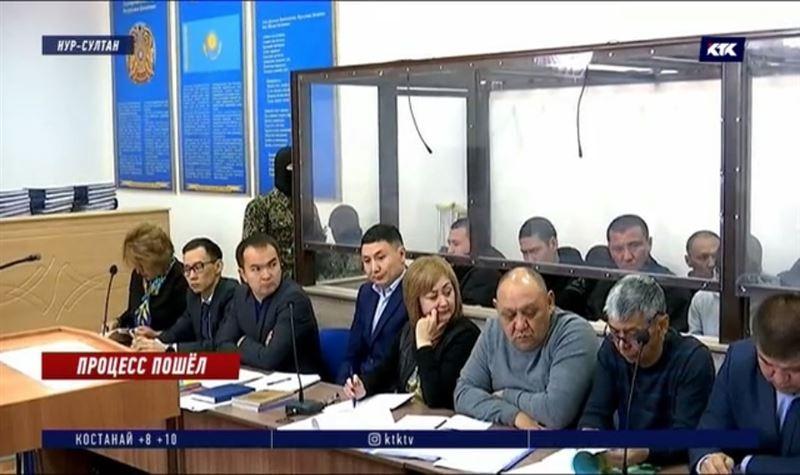 В Нур-Султане начался суд над наёмниками ДАИШ