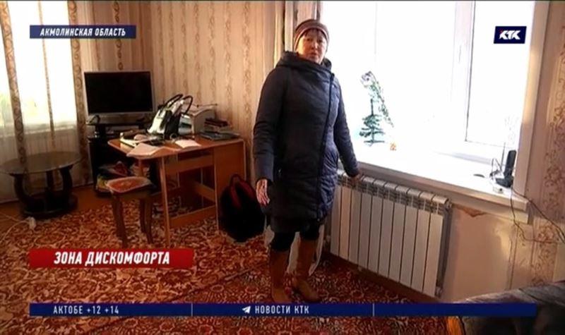 Мёрзнущие сельчане не могут доказать чиновникам отсутствие тепла в их домах