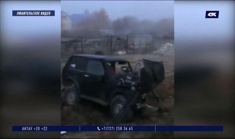 Густой туман стал причиной ДТП с гибелью человека