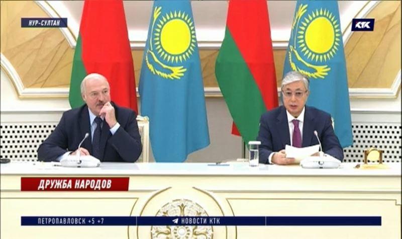 «Касым-ага» Токаев сделал сюрприз Александру Лукашенко