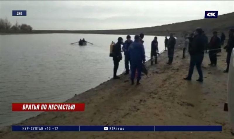 Два малолетних брата утонули в реке