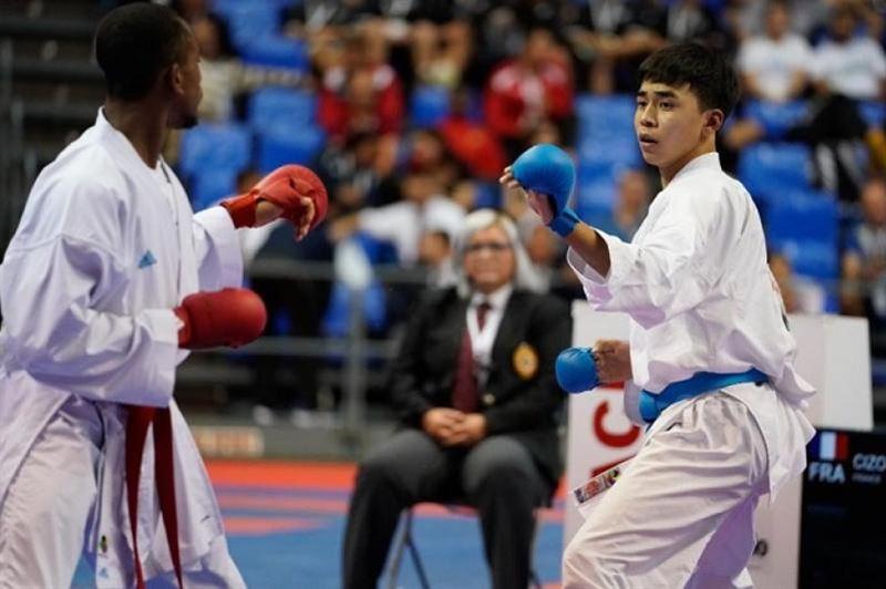 Батырғали Әбілмансұр каратэден Әлем чемпионы атанды
