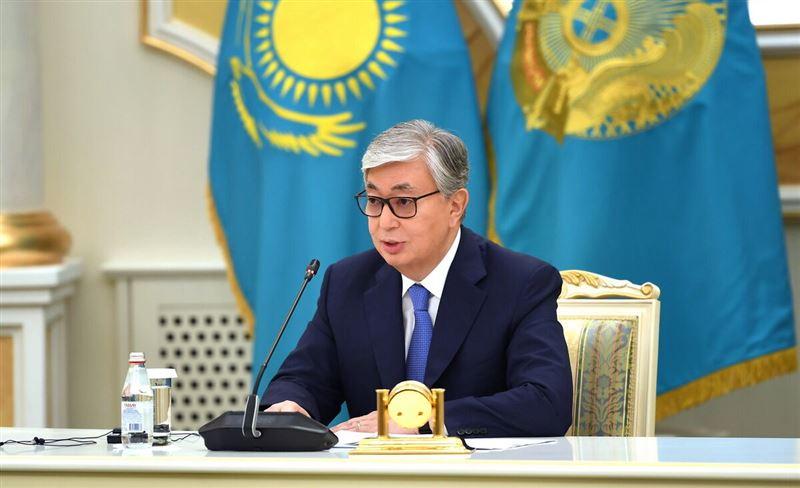 Президент Казахстана в рамках рабочей поездки прибыл в Алматы