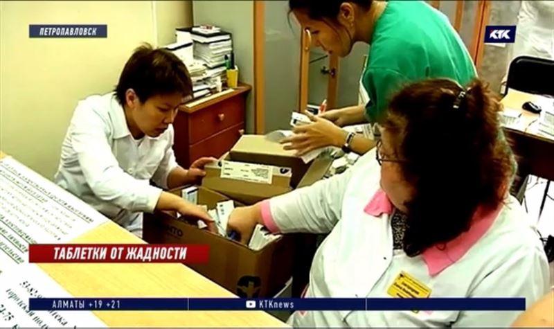 Медработники Петропавловска проводили махинации с лекарствами для диабетиков и гипертоников