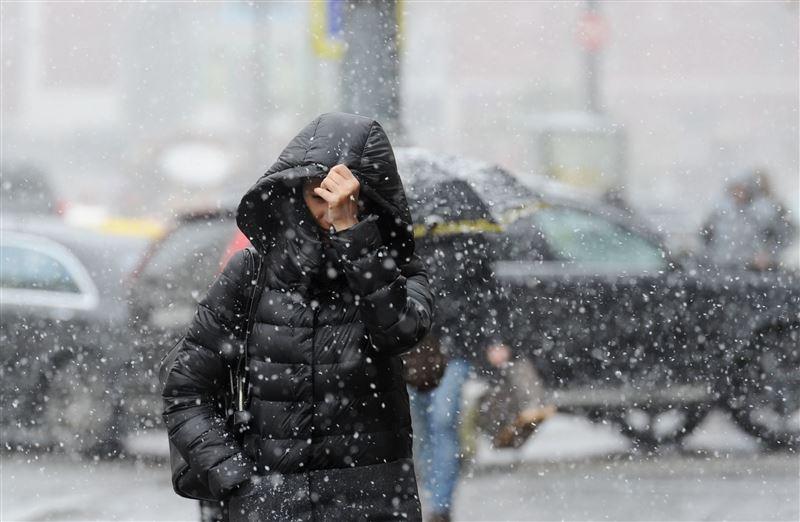 На конец октября в Казахстане прогнозируют похолодание