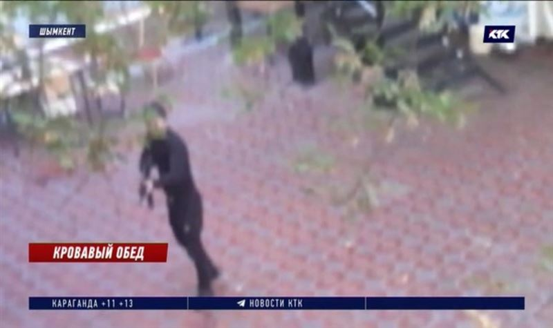 Двое открыли огонь по посетителям кафе в Шымкенте