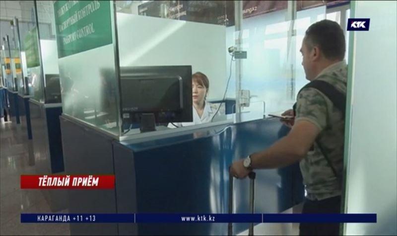 Электронную регистрацию иностранцев хотят внедрить в Казахстане