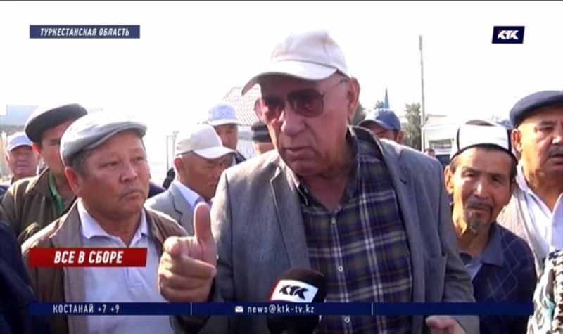 Хлопкоробы Туркестанской области считают снижение цен на сырьё заговором