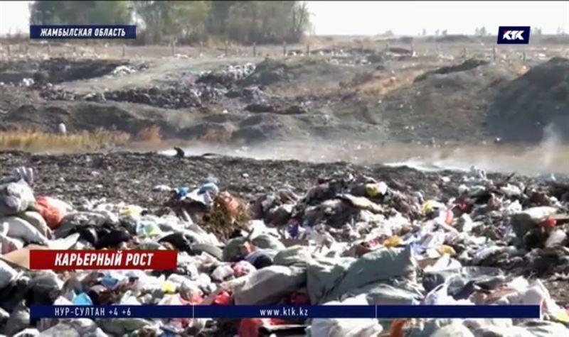 Шесть предприятий по добыче щебня и мусорный полигон делают жизнь посёлка невыносимой